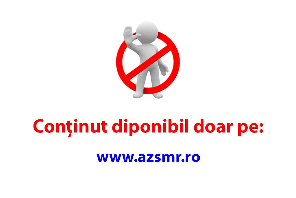 Serie de dezintoxicare la Campus Porumbacu